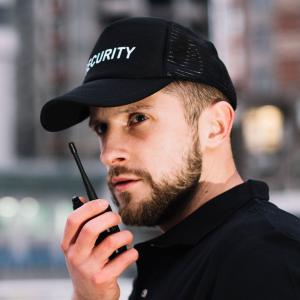 Security petten en mutsen